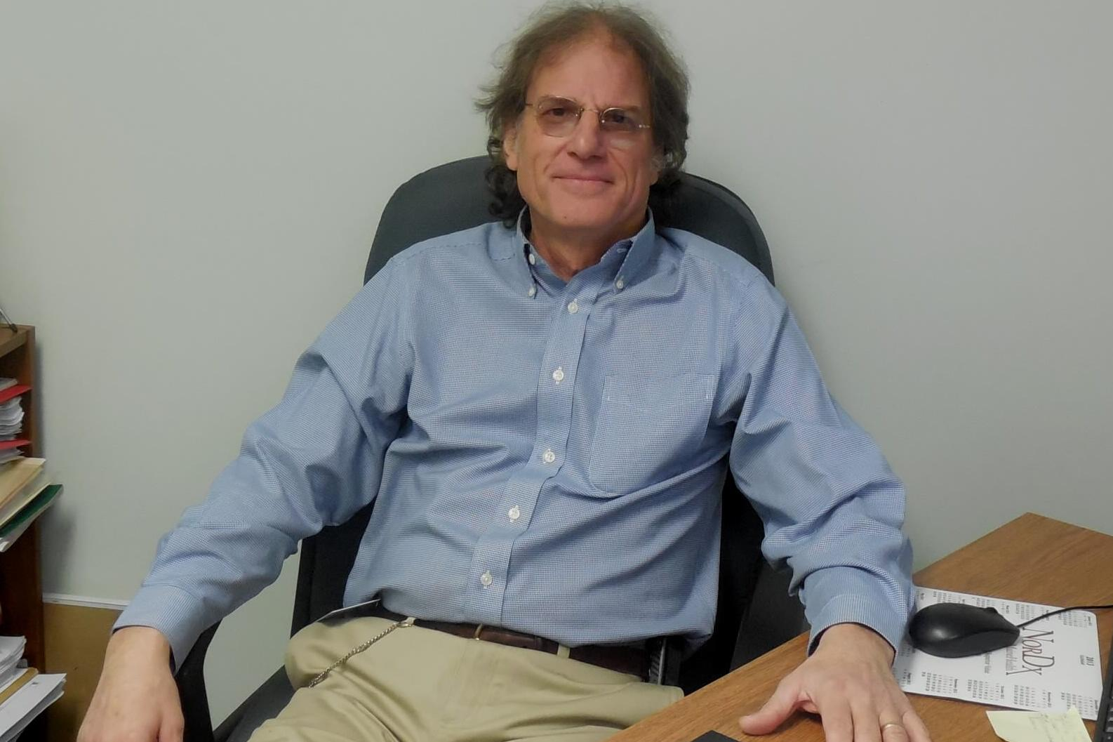 Dr. Ted Sussman